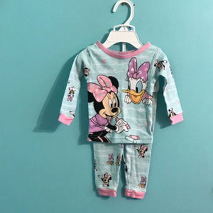 NEW - Disney Infant Girl's Pajamas